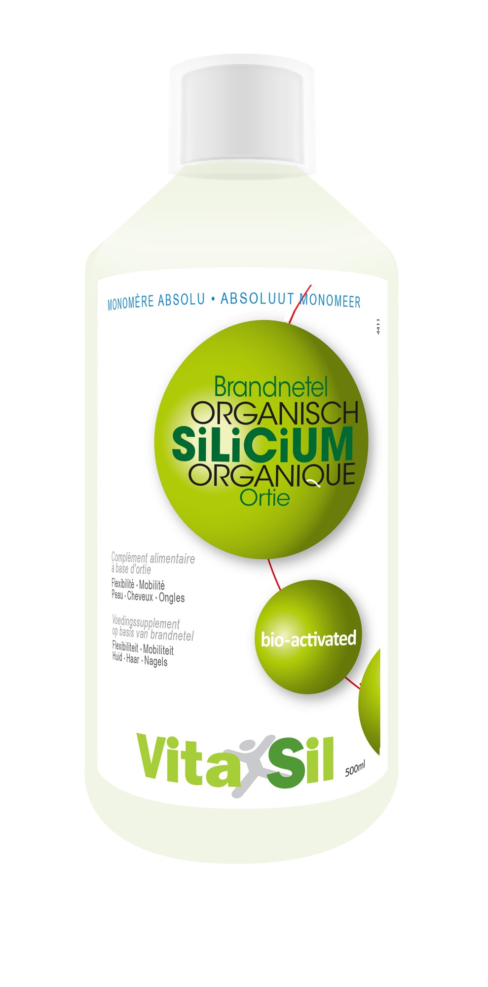 brandnetel organisch silicium